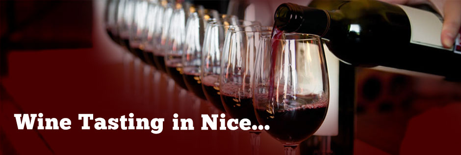 Wine Tasting in Nice France - the best pre-dinner activity in Nice!